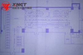 ZB中心配电气布置平面图