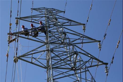 平河线35kv线路(双回路)工程|35kv输电线路|湘能电力