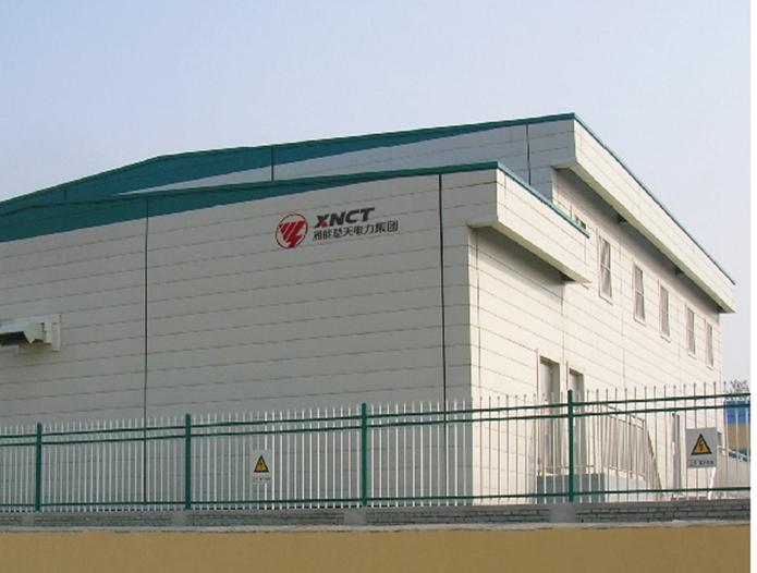 湖南衡阳红狮水泥厂110/10kv装配式集成变电站建设