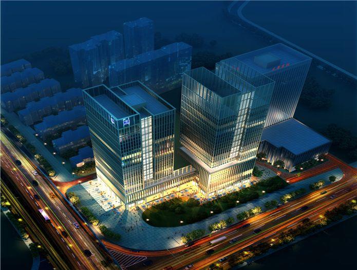 中机国际工程技术研发中心供电设计与总包工程