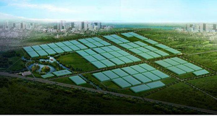 德州德城20MWp高效农业光伏电站项目(一期)系统接入报告