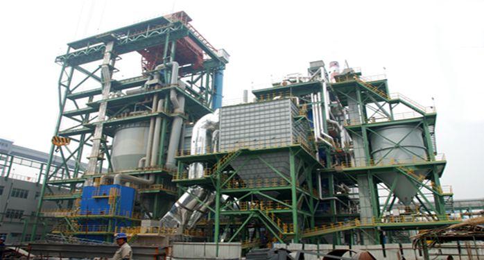 焦炭黑尾气发电项目接入系统可研