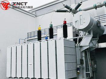 马嘶桥110kv装配式集成变电站建设工程