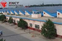 山东冠县工业园区内10MWP光伏发电项目