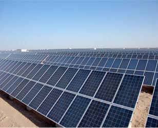 凉州区100MWp并网光伏发电项目