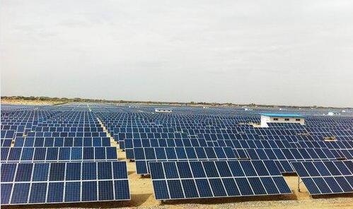 平川60MWp并网光伏发电项目