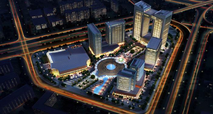 城市综合体智能供配电设计